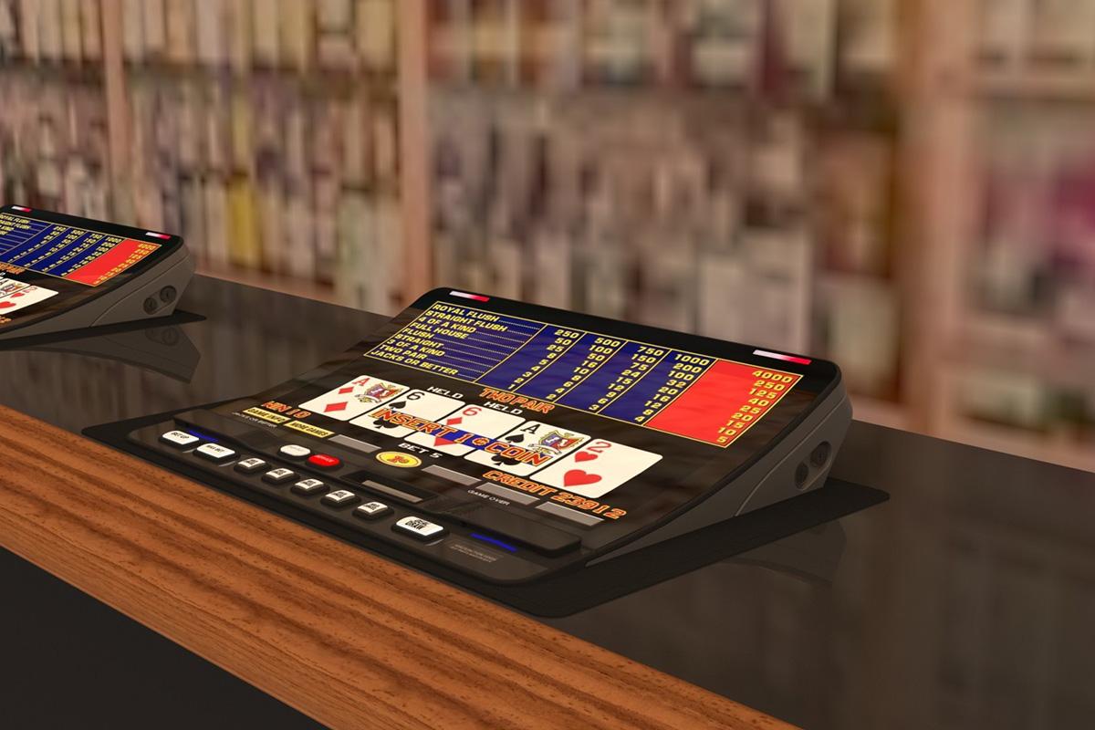 IGT Launches PeakBarTop Cabinet