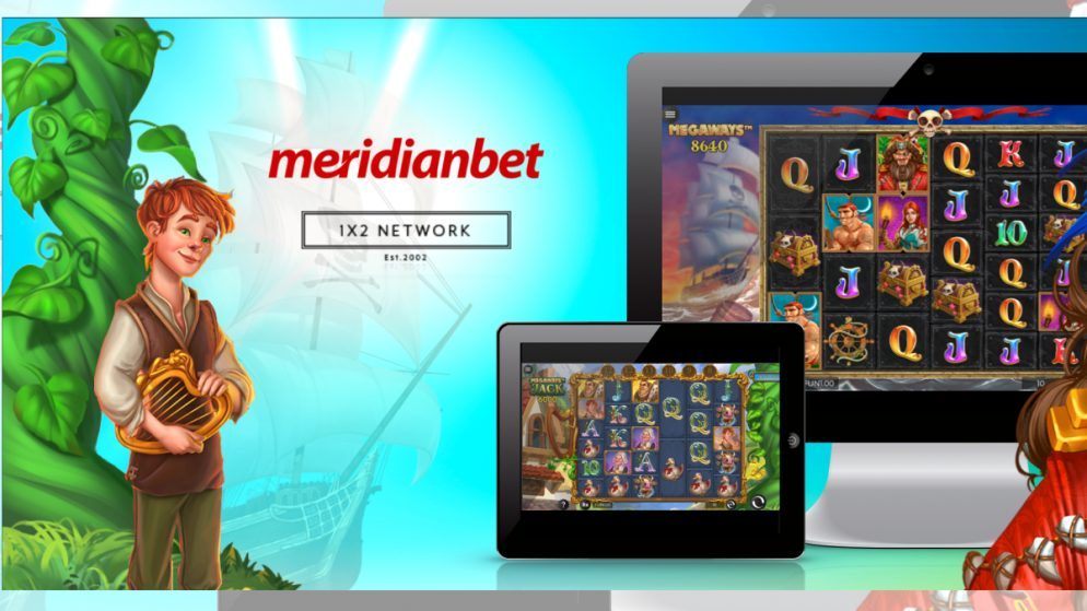 1×2 Network Enters Partnership with Meridianbet.com