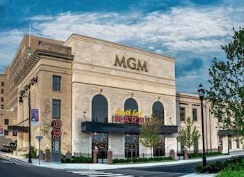 MGM reopens Massachusetts casino