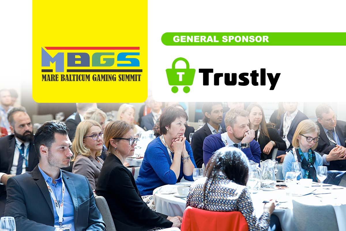 TRUSTLY among the GENERAL SPONSORS at the live edition of MARE BALTICUM Gaming Summit (Tallinn, Estonia)