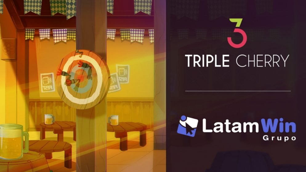 Triple Cherry games added to LatamWin's platform