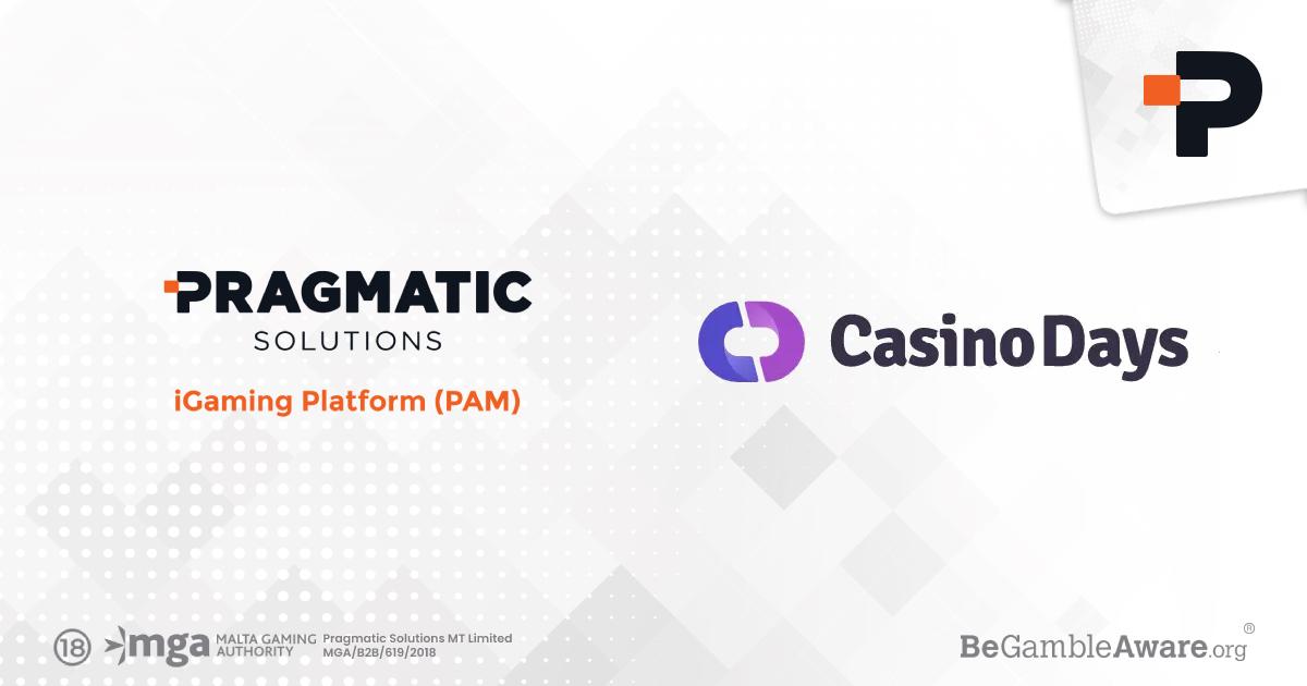 Rhino Entertainment Launches CasinoDays.com with Pragmatic Solutions