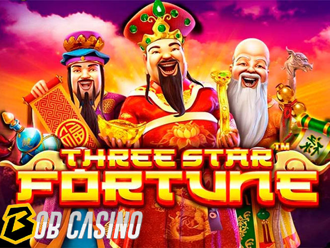 Three Star Fortune Slot Review (Pragmatic Play)