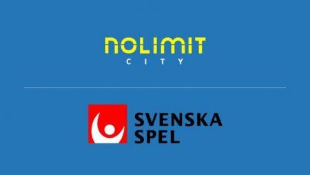 Svenska Spel Sport & Casino adds value to content portfolio via Nolimit City distribution agreement