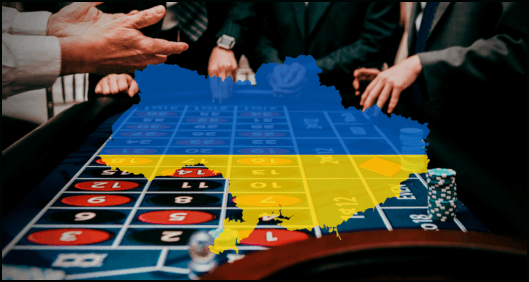 Wide-ranging gambling legalization measure gets the nod in Ukraine