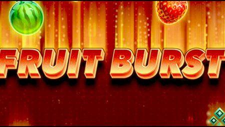 NetGame Entertainment introduces its new Fruit Burst video slot