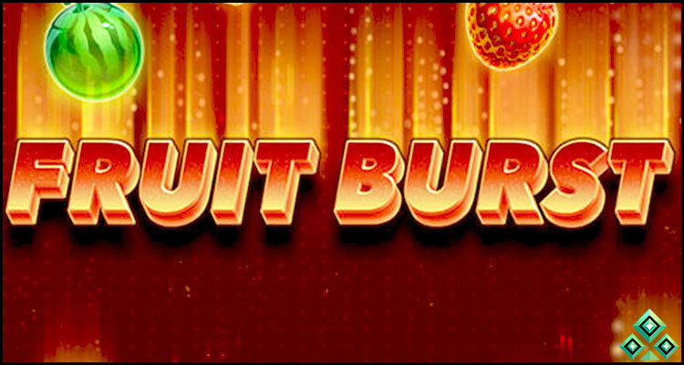 NetGame Entertainment introduces its new Fruit Burst video slot