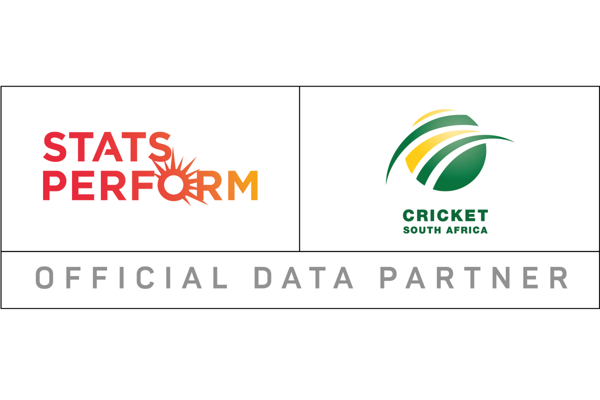 Cricket South Africa Appoints Stats Perform as Exclusive Official Data Partner