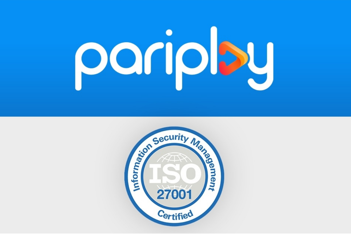 Pariplay Receives ISO/IEC 27001 Certification for Information Security Management