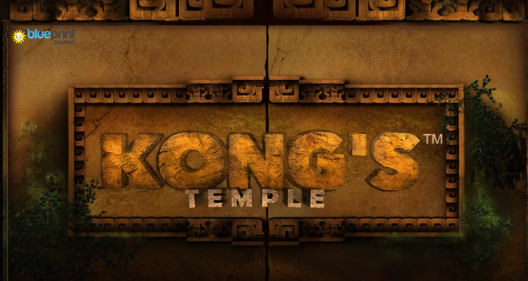 Blueprint Gaming adds Kong's Temple to growing slots portfolio