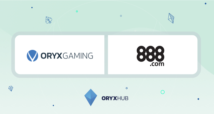 "Oryx Gaming content to ""perfectly complement"" 888 Holding's existing offering"