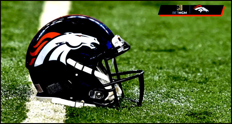 Denver Broncos agrees multi-year BetMGM sportsbetting partnership