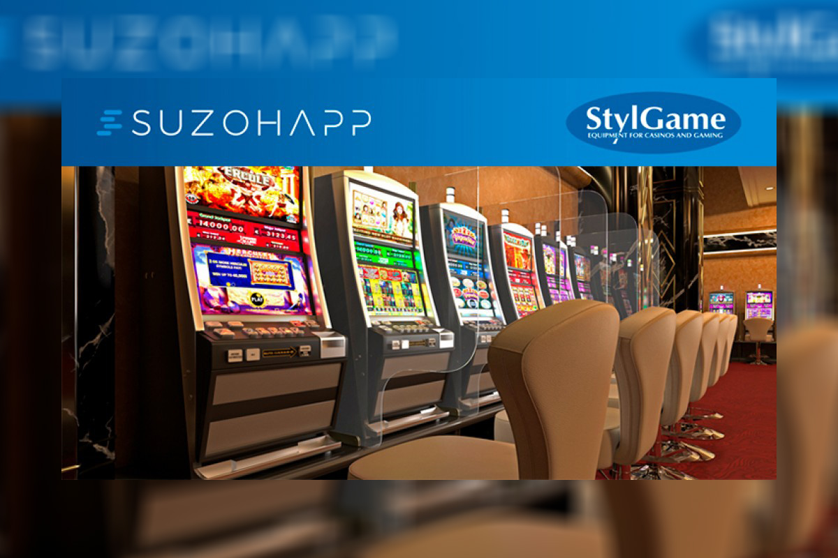 SUZOHAPP Enters into Partnership with StylGames