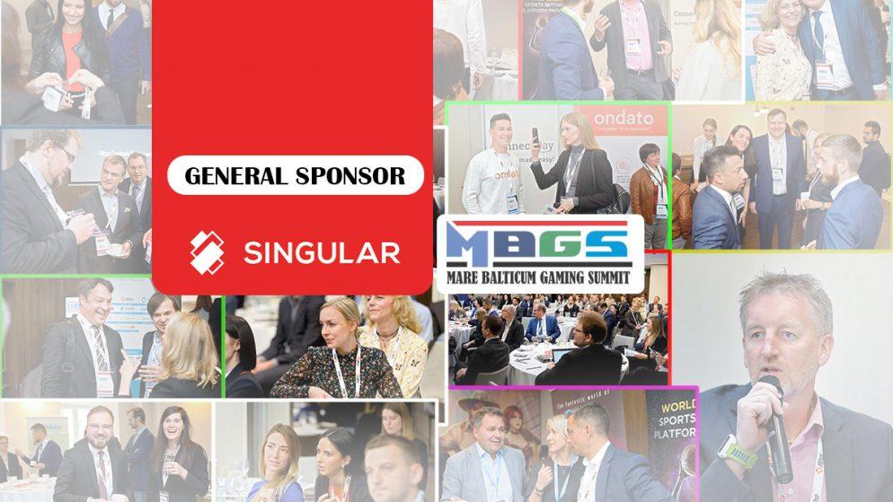 SINGULAR joins the sponsors lineup at MARE BALTICUM Gaming Summit 2020 (6 August, Tallinn)
