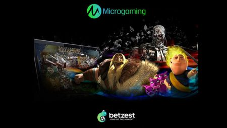 Betzest Signs New Content Deal with Microgaming