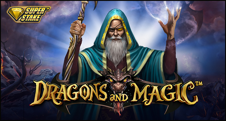 Dragons and Magic video slot unveiled by Stakelogic