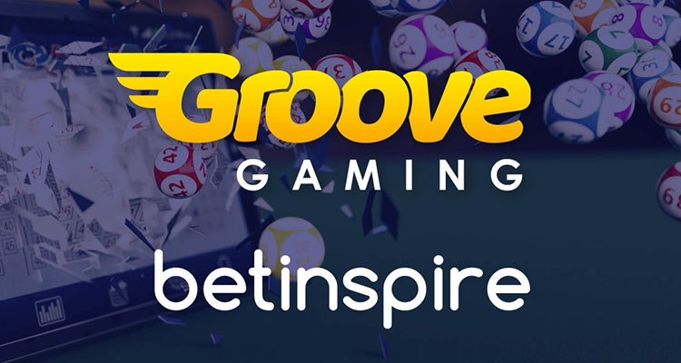 GrooveGaming announces new BetInspire partnership
