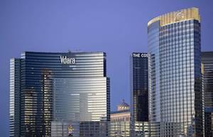 Vdara casino reopens in Las Vegas