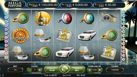 Svenska Spel Sport & Casino player wins record-breaking jackpot on NetEnt's Mega Fortune online slot game