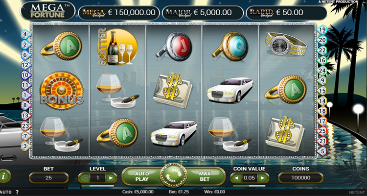 Svenska Spel Sport & Casino player wins record-breaking jackpot on NetEnt's Mega Fortune online slot game