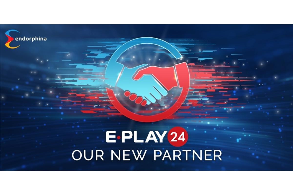 Endorphina partners with Italian E-Play24