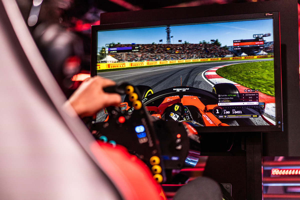 Ferrari to Launch Own Esports Competition