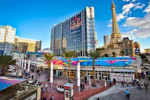 Bally's casino reopens in Vegas