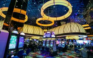 US casino sees good early response