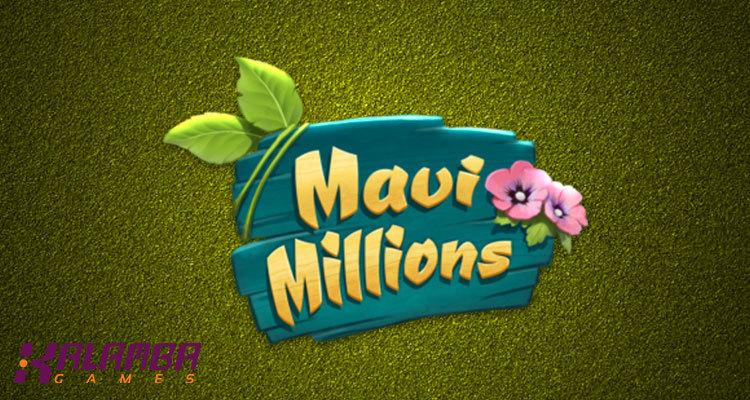 Kalamba's new Maui Millions slot game now live