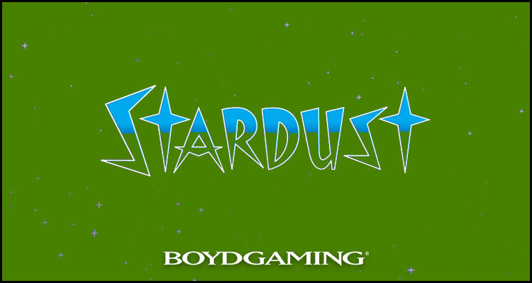 Boyd Gaming Corporation premieres free-play Stardust Social Casino app