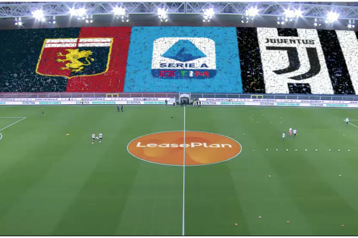 Serie A approve ISG as exclusive virtual  media provider for crowd free stadiums