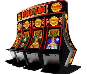 Slot gaming premiere for Aristocrat