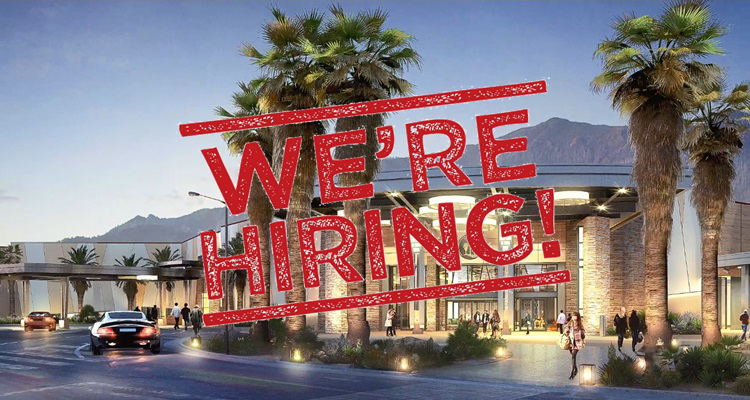 Agua Caliente Band of Cahuilla Indians to hold Job Fair on July 27 to fill 500 positions at new Cathedral City casino