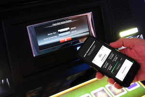 Konami launches cashless casino slot markers
