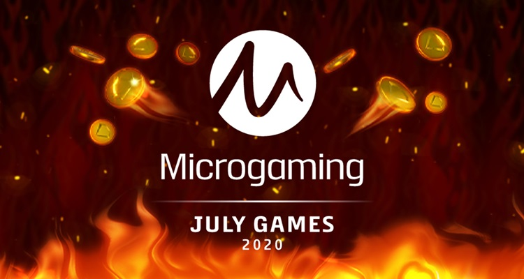 Microgaming introduces July lineup of exclusive releases from independent studio partners