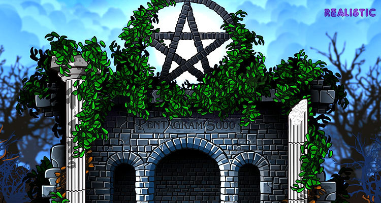 Realistic Games extends Pentagram series with new slot Pentagram 5000