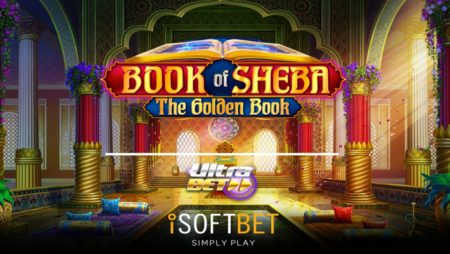 """iSoftBet puts unique spin on classic """"book"""" genre theme with latest slot Book of Sheba"""