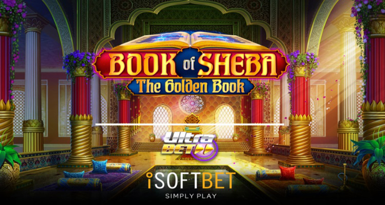 "iSoftBet puts unique spin on classic ""book"" genre theme with latest slot Book of Sheba"