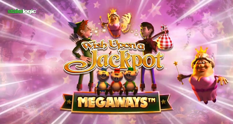 "Iconic fairy godmother returns in Blueprint Gaming's new ""fabulous fairytale slot"" Wish Upon a Star Megaways"