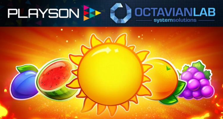 Playson grows in Italy with Octavian Lab distribution agreement