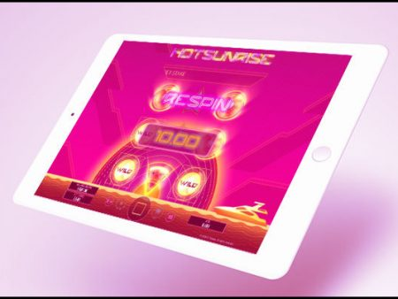 BF Games raises the temperature with new Hot Sunrise video slot