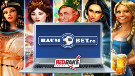 Red Rake Gaming increases exposure with Baumbet deal for Romanian market