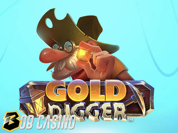 Gold Digger Slot Review (iSoftBet)