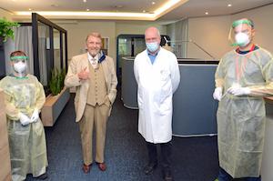Gauselmann tests 800 staff members for virus