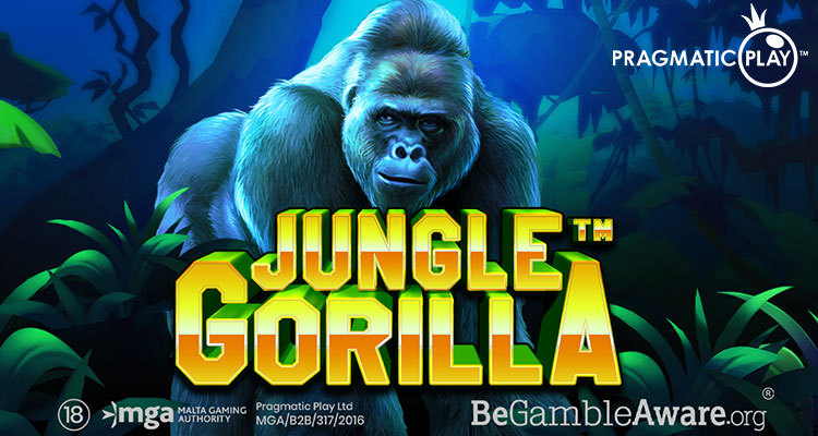 Players are ape-wild for Pragmatic Play's new online slot release Jungle Gorilla