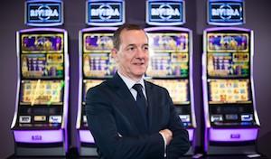 Phil Horne leaves SG Gaming