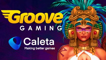 GrooveGaming brings Caletta Gaming to some of the world's top gambling brands