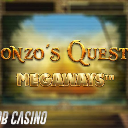 Gonzo's Quest Megaways™ Slot Review (Red Tiger)