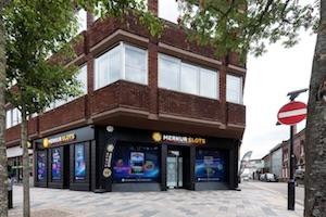 Seven new Merkur Slots gaming centres in UK