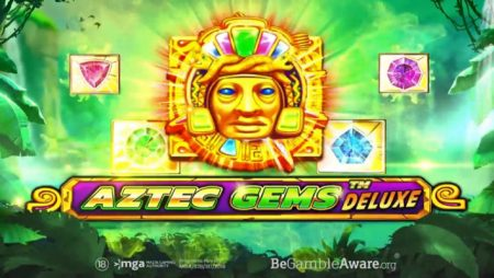 Pragmatic Play launches new online video slot Aztec Gems Deluxe with four jackpot feature